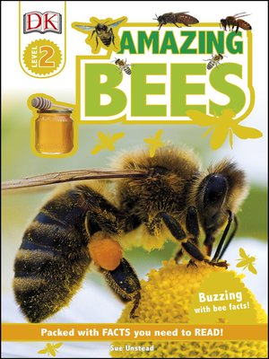 cover image of Amazing Bees